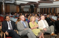 MRCP PACES Course closing ceremony at 2012