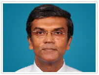 Dr. Kosala Saroj Amarasiri Jayasinghe, MBBS, MD (Colombo), FRCP (London), MD (Bristol), PhD (Colombo) FCCP